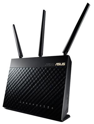Asus's premium router: RT-AC68U