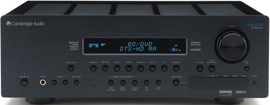 Cambridge Audio AV Receiver