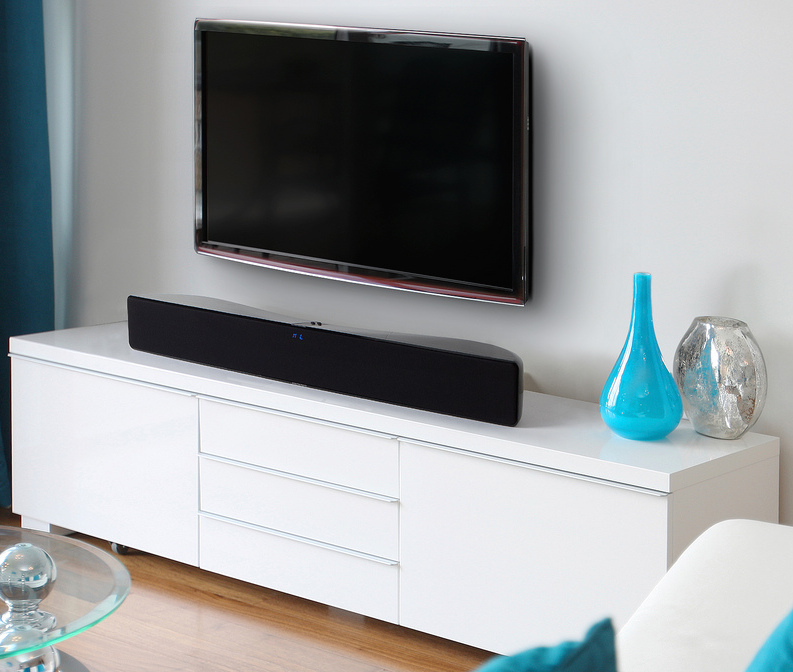 how to connect vizio soundbar to vizio smart tv
