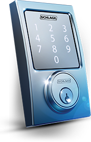 Schlage Sense smart home tech lock