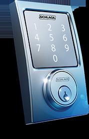 Schlage Sense smart home tech lock