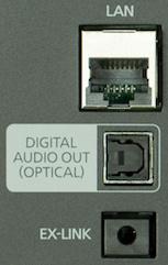 smart TV Ethernet