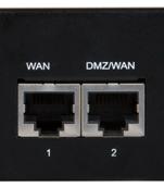 dual WAN ports