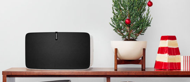 tech gift ideas - wireless speaker